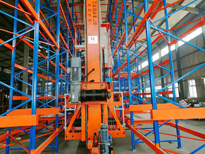 HEGERLS ASRS Automated Storage and Retrieval System (AS/RS)