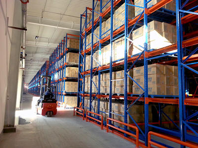 HEGERLS drive in racking system