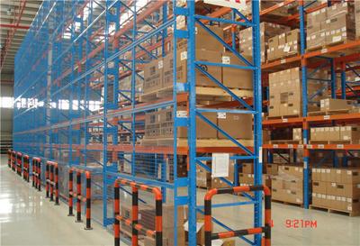 Warehouse Storage Heavy Duty Steel Pallet Racking System