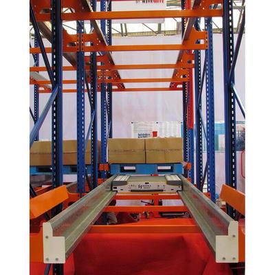 Warehouse Racking Shuttle Industrial Storage Racks System